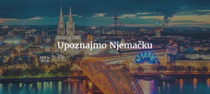Gradovi u kojima borave učesnici projekta – Upoznajmo Njemačku