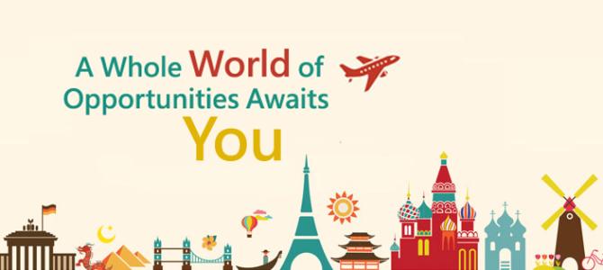 Studiraj i usavršavaj se u inostranstvu