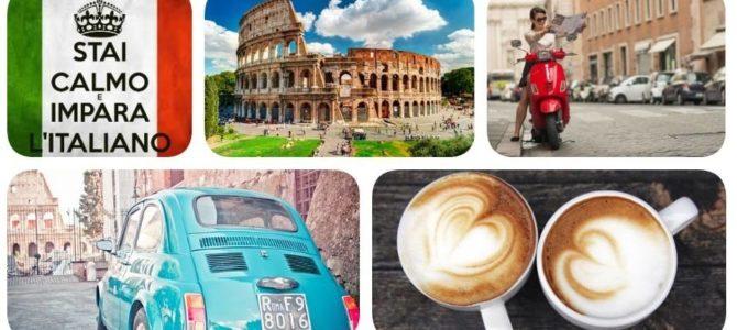 Ciao Italia – besplatan čas italijanskog jezika